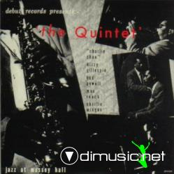 The Quintet - Jazz At Massey Hall Vol. 1 (1953)