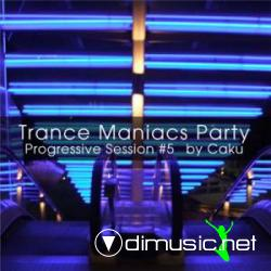 Trance Maniacs Party: Progressive Session #5 (2009)