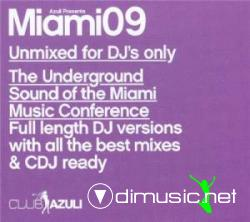 Miami 09 (Unmixed For DJs) (2009)