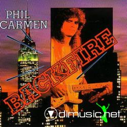 PHIL CARMEN - BACKFIRE 1982