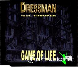 Dressman Feat. Trooper - Game Of Life