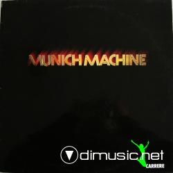 Munich Machine  - Munich Machine - 1977