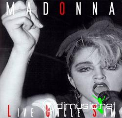 Madonna - Live Uncle Sam