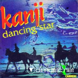 Cover Album of Kanji - Dancing Star