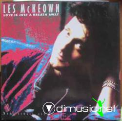 Les McKeown - Love Is Just A Breath Away