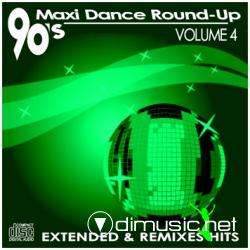 90s Maxi Dance Round-Up vol 04