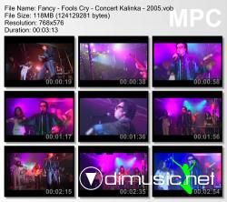 Fancy - Fools Cry - Concert Kalinka - 2005
