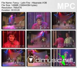 Fancy - Latin Fire - Hitparade