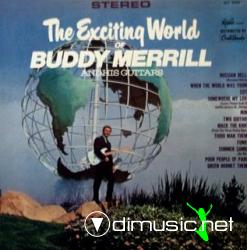 The Exciting World of Buddy Merrill and his Guitars