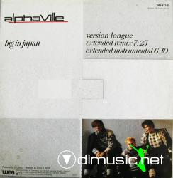 Alphaville - Big in Japan (Extended remix)