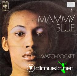 WATCHPOCKET-mammy blue