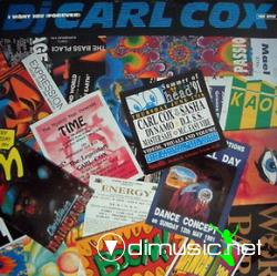 DJ Carl Cox - I Want You Forever  - Single 12'' - 1991