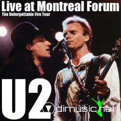 U2 - Live at Montreal Forum 1985