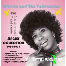 Brenda and the Tabulations -singles collection 1969 - 1971
