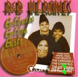 VA - R & B Heroines: Goldner's Golden Girls (1997)