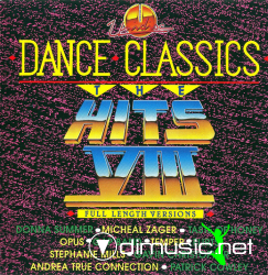 Dance Classics - The Hits Vol.08