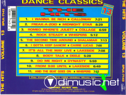 Dance Classics - The Hits Vol.13