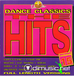 Dance Classics - The Hits Vol.15