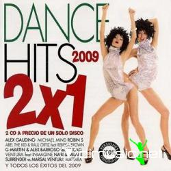 VA - Dance Hits 2009 2x1 (2009)