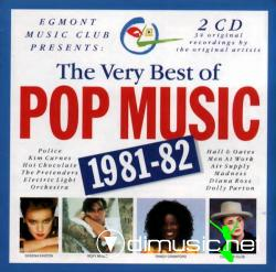VA - The Very Best Of Pop Music 1981-82