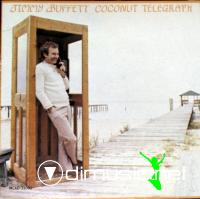 JIMMY BUFFETT -- COCONUT TELEGRAPH (1981)