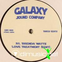 Cover Album of VA - Galaxy Sound Company - Disco Real Right Part 3(2008)