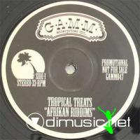 Tropical Treats - Afrikan Riddims(2009)