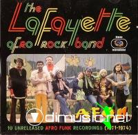 The Lafayette Afro Rock Band - 10 Unreleased Afro Funk Recordings (1971-1974)