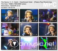 C. C. Catch - Heartbreak Hotel -  Peters Pop Show