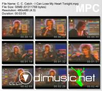 C. C. Catch - I Can Lose My Heart Tonight