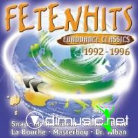 Cover Album of VA - Fetenhits Eurodance Classics 1992-1996 (2003)