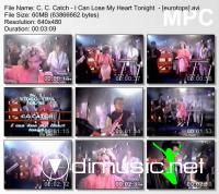 C. C. Catch - I Can Lose My Heart Tonight - eurotops