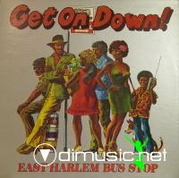 East Harlem Bus Stop - Get On Down! (Vinyl, LP, Album)