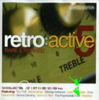 RETRO ACTIVE 5 - RARE & REMIXED (2004)