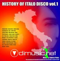THE HISTORY OF ITALO DISCO - Volume 1 (2008)