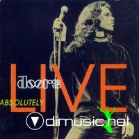 The Doors - Absolutely Live (Vinyl, LP, Album)