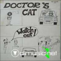 Doctor's Cat - Watch Out! - Single 12'' - 1983