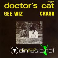 Doctor's Cat - Gee Wiz - Single 12'' - 1984