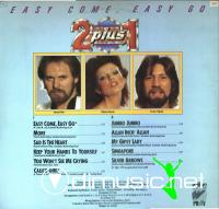 2 plus 1 - Easy Come, Easy Go (1980)