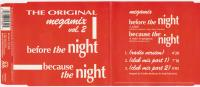 The Original Megamix - Before The Night-Because The Night .Vol2