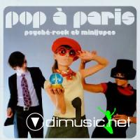 Pop A Paris - Psyche Rock Et Minijupes