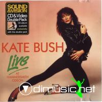 Kate Bush - Live At The Hammersmith Odeon