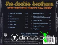 The Doobie Brothers - What Were Once Vices Are Now Habits (Vinyl)