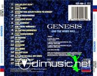 Genesis - And The Word Was