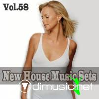 New House Music Sets Vol.58 (2009)