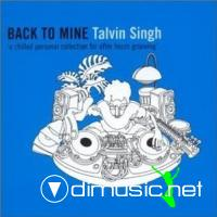 Back To Mine - Volume 8 - Talvin Singh