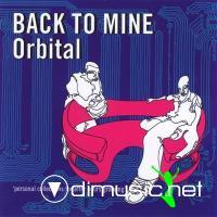 Back To Mine - Volume 10 - Orbital