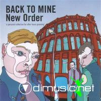 Back To Mine - Volume 11 - New Order