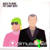 Back To Mine - Volume 20 - Pet Shop Boys