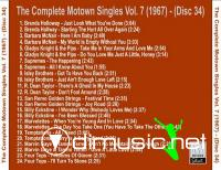 The Complete Motown Singles Volume 7.2
